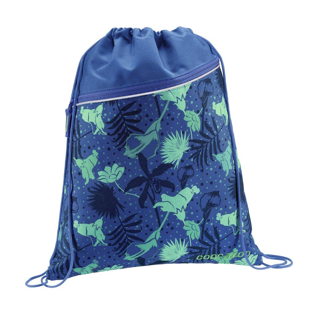 Sportovní pytel na záda coocazoo, Tropical Blue