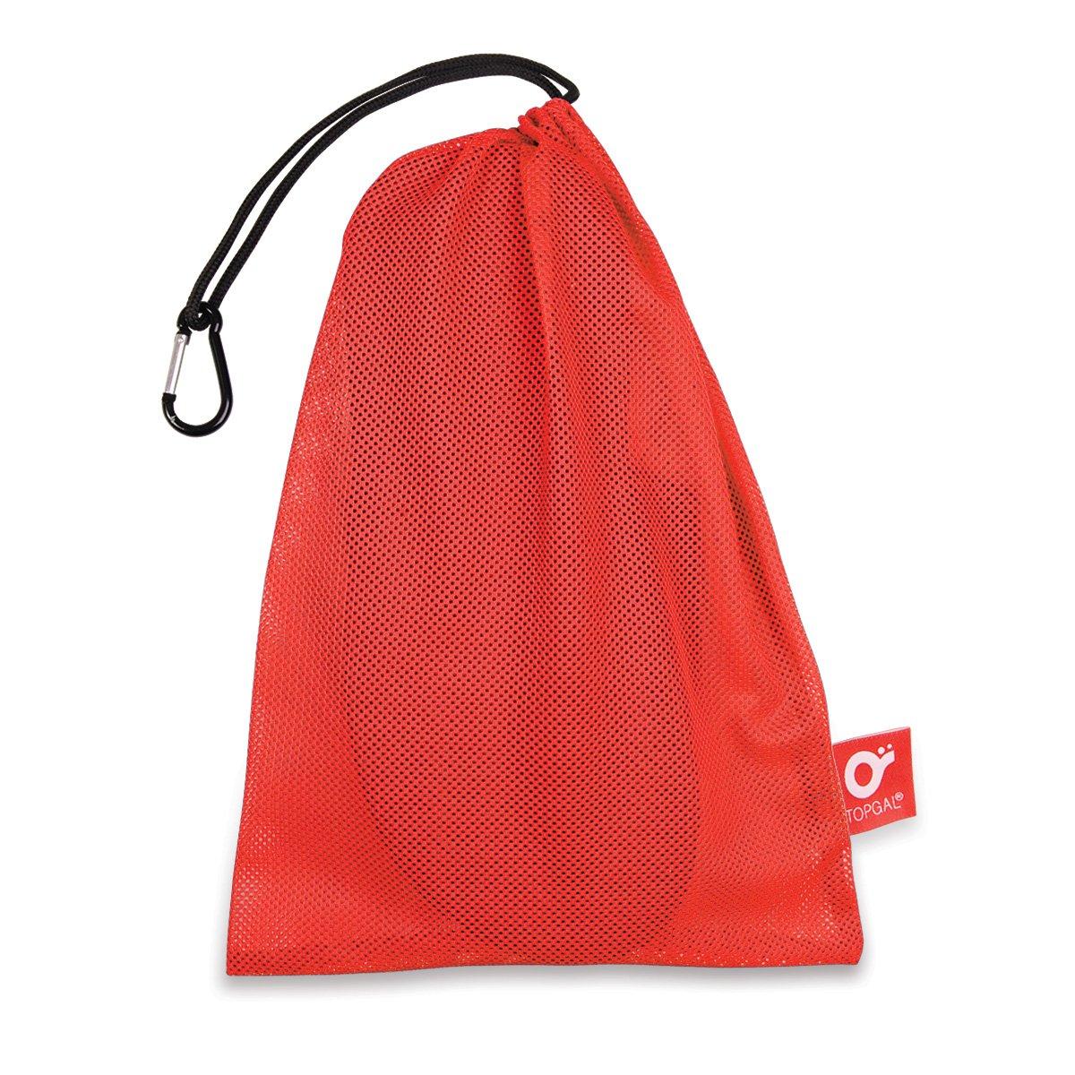 Vrecko na prezuvky Topgal TOP 150 G - Red