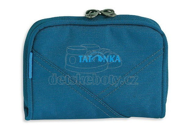 Tatonka Big Plain Wallet (shadow blue)