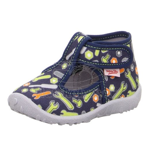 Detské topánky na doma Superfit 5-09252-80