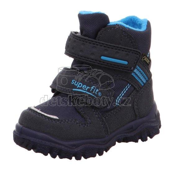 Dětské zimní boty Superfit 8-09044-80