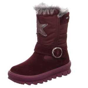 Detské zimné topánky Superfit 5-09215-50