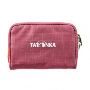 Tatonka Plain Wallet (bordeaux red)
