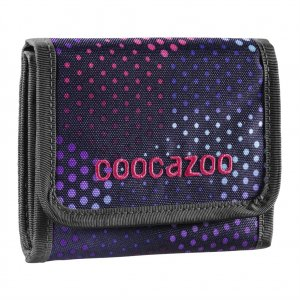Peňaženka CoocaZoo CashDash, Purple Illusion