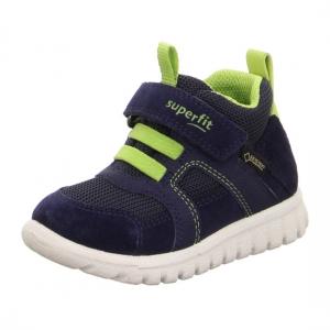 Detské celoročné topánky Superfit 5-09198-81