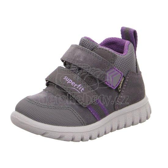 Detské celoročné topánky Superfit 5-09199-21