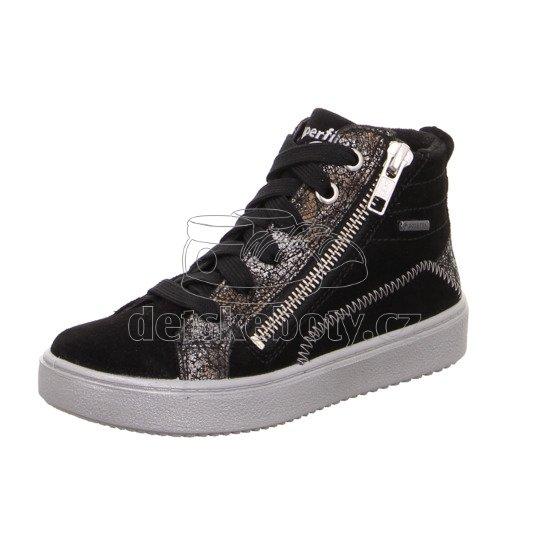 Detské celoročné topánky Superfit 5-06498-00