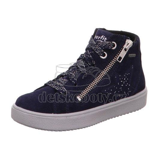 Detské celoročné topánky Superfit 5-06499-80