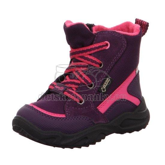 Detské zimné topánky Superfit 5-09234-90