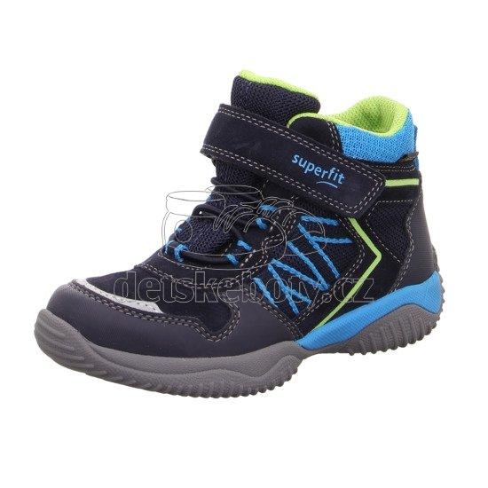 Detské celoročné topánky Superfit 5-09386-80