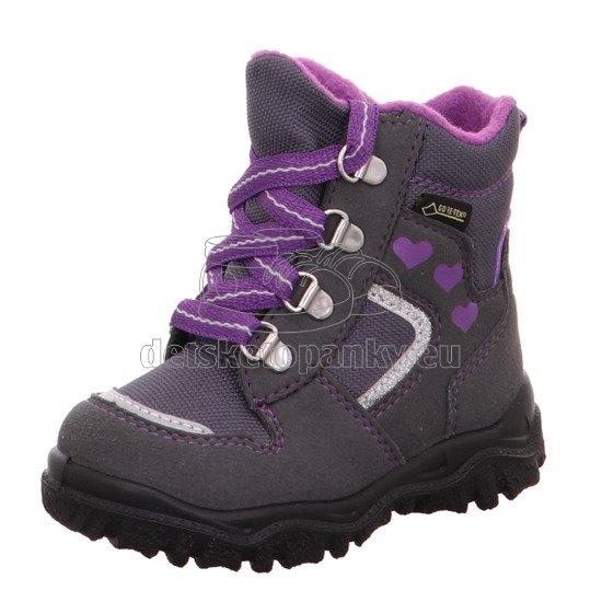 Detské zimné topánky Superfit 5-09046-20