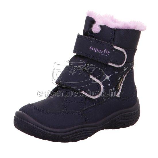 Téli gyerekcipő Superfit 5-09096-80