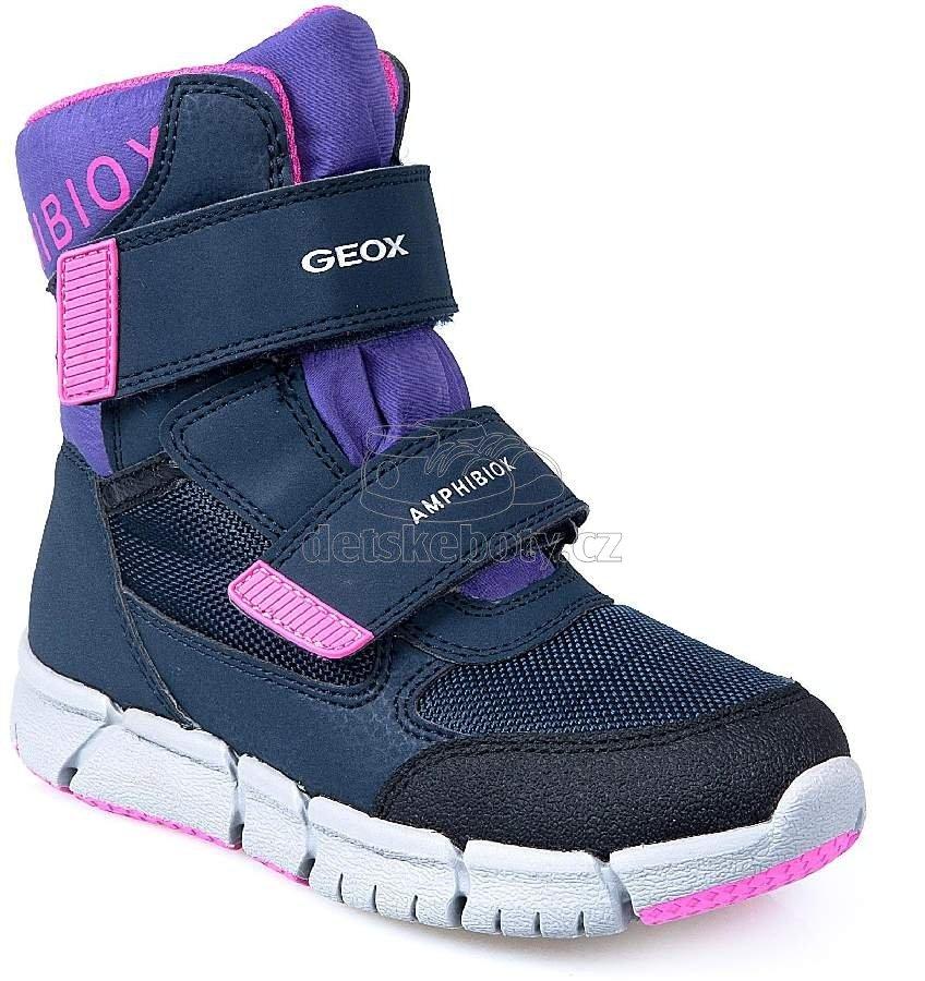 Téli gyerekcipő Geox J94APA 0FU54 C4267