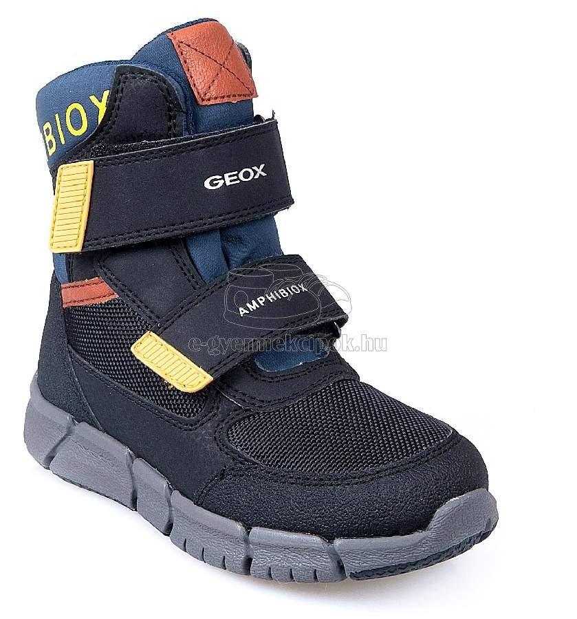 Téli gyerekcipő Geox J949XB 0FUCE C4429