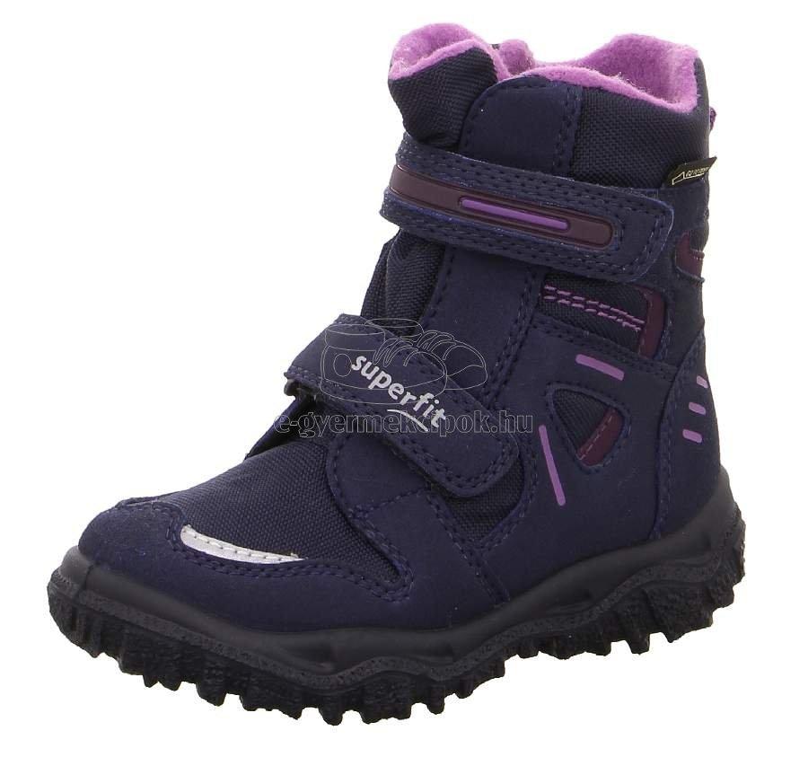 Téli gyerekcipő Superfit 5-09080-82