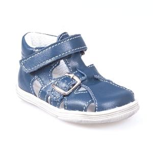 Detské letné topánky Boots4u T-018 flag