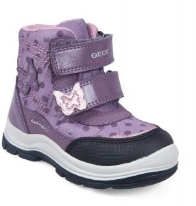 Téli gyerekcipő Geox B943WB 0FUNF C8023