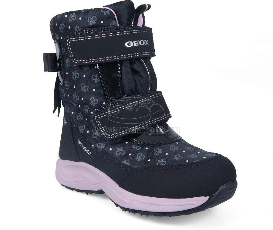 Téli gyerekcipő Geox J94ALA 0MN50 C9999
