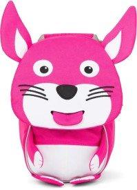 Batůžek pro nejmenší Affenzahn Rosalie Rabbit small - Pink