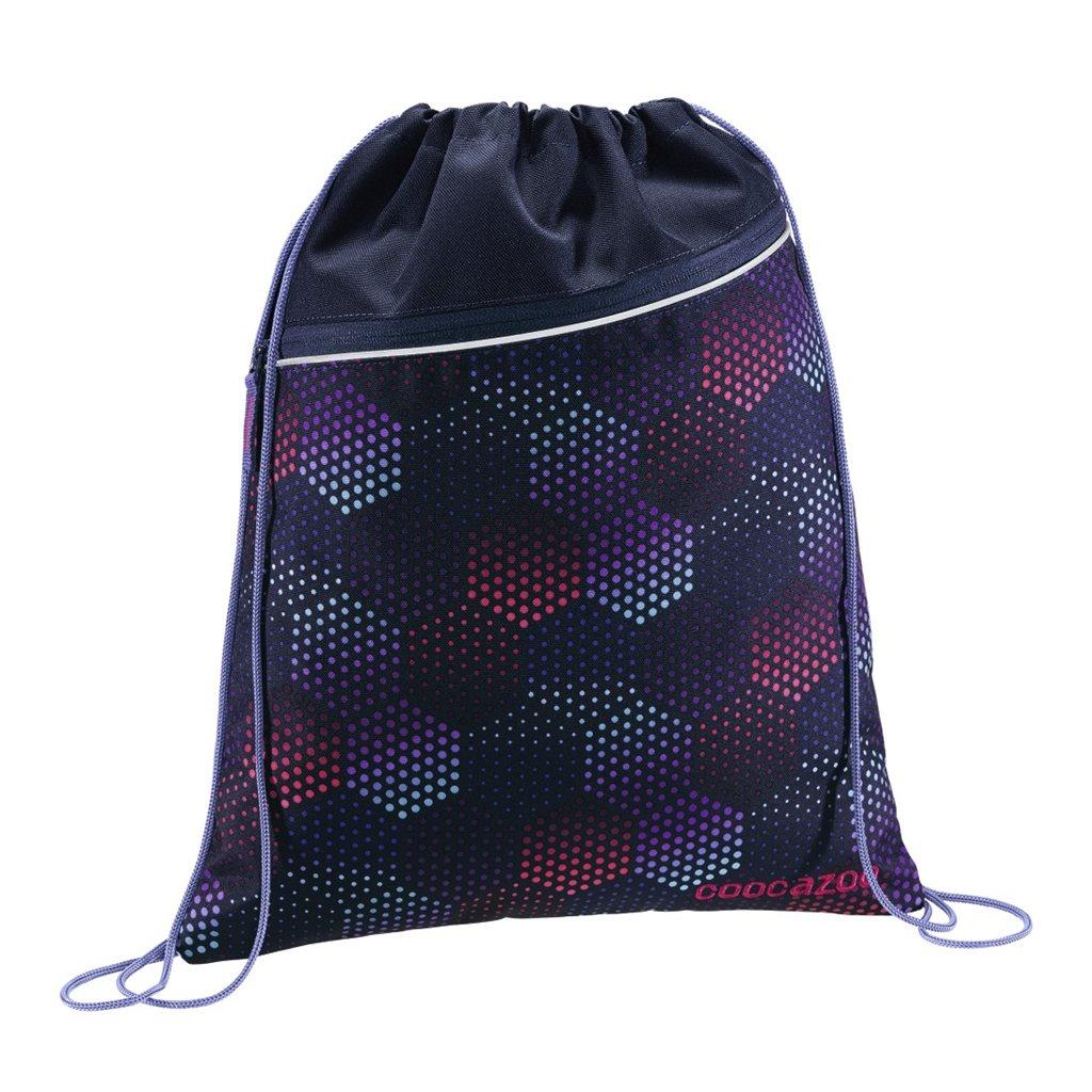 Sportovní pytel na záda coocazoo, Purple Illusion