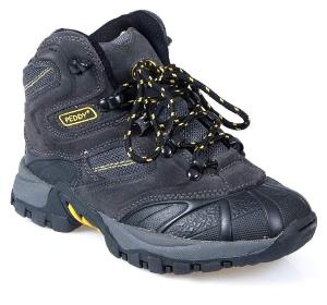 Detské zimné topánky PEDDY 509-12-08 šedá