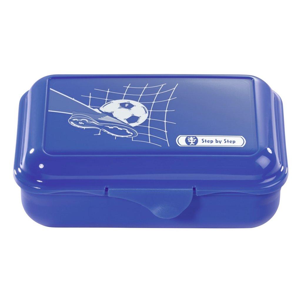 Krabička na svačinu Step by Step, Fotbal