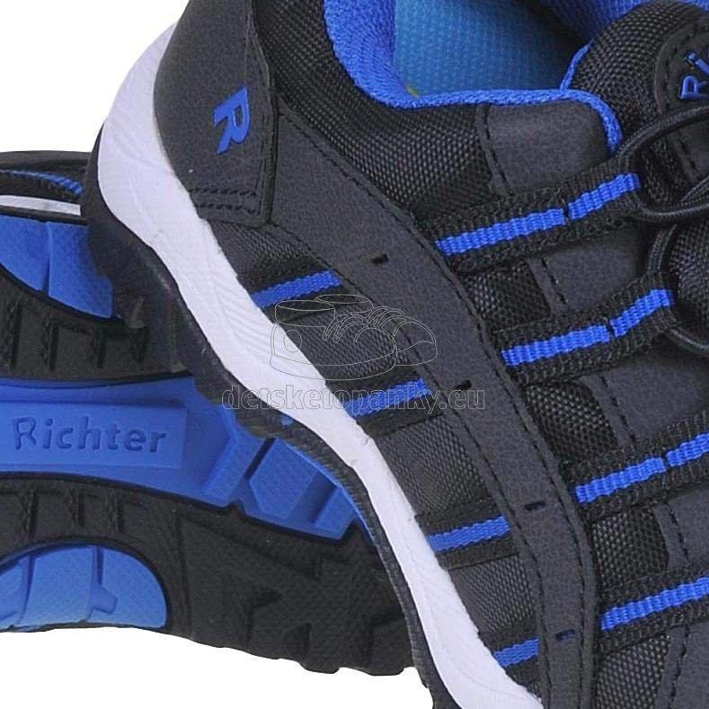 Dětské celoroční boty Richter 6423 641 9900   Detsketopanky.eu