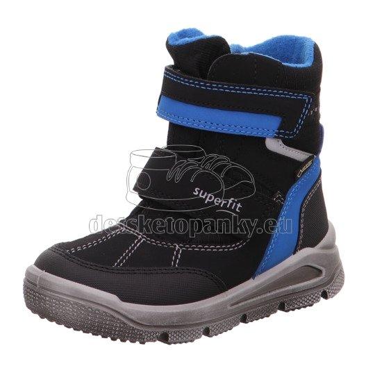 Detské zimné topánky Superfit 5-09077-00