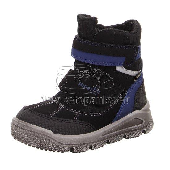 Detské zimné topánky Superfit 5-09077-01