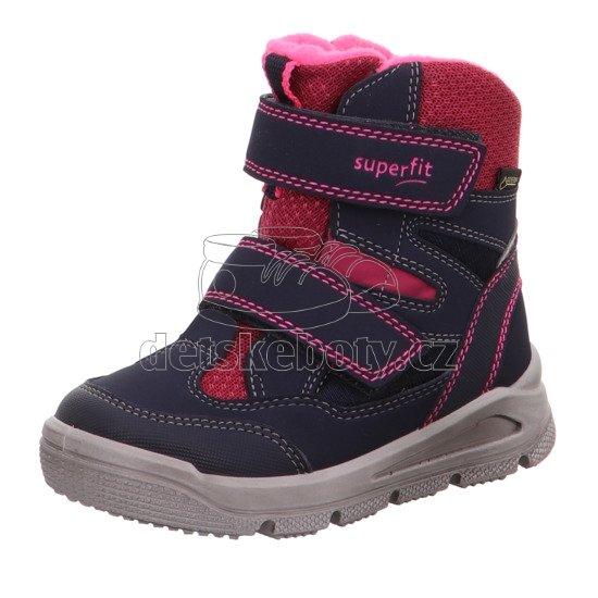 Téli gyerekcipő Superfit 5-09078-82
