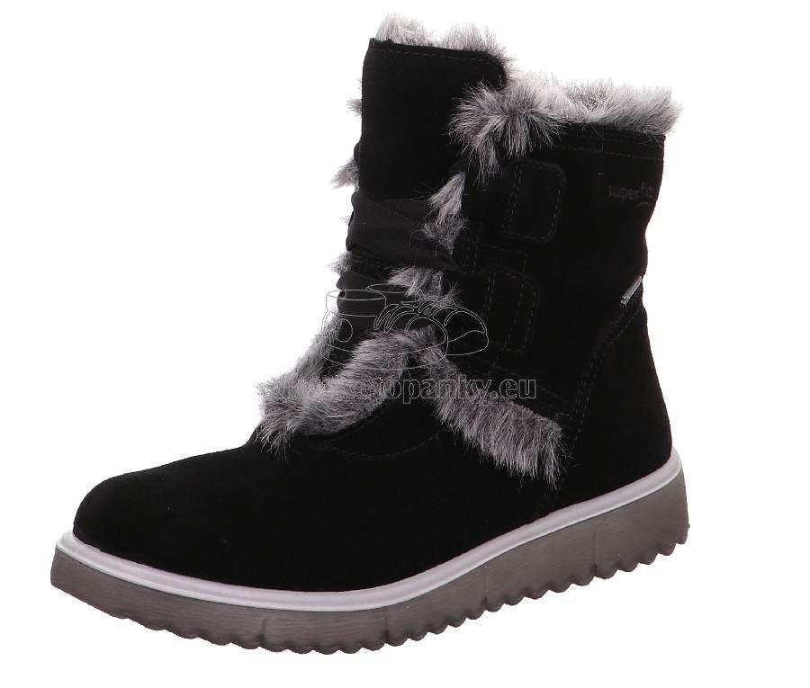 Detské zimné topánky Superfit 5-09480-00