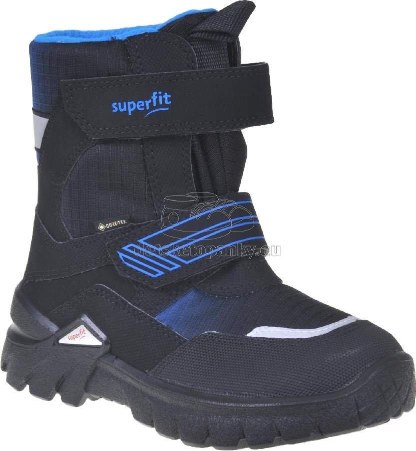 Detské zimné topánky Superfit 5-09405-01