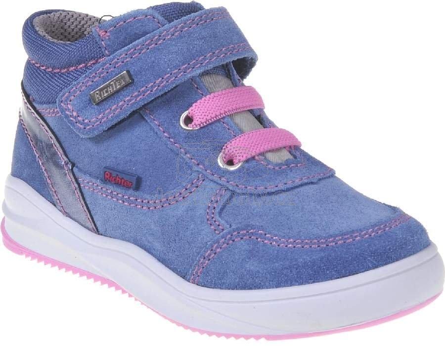 Dětské celoroční boty Richter 1333-641-6631