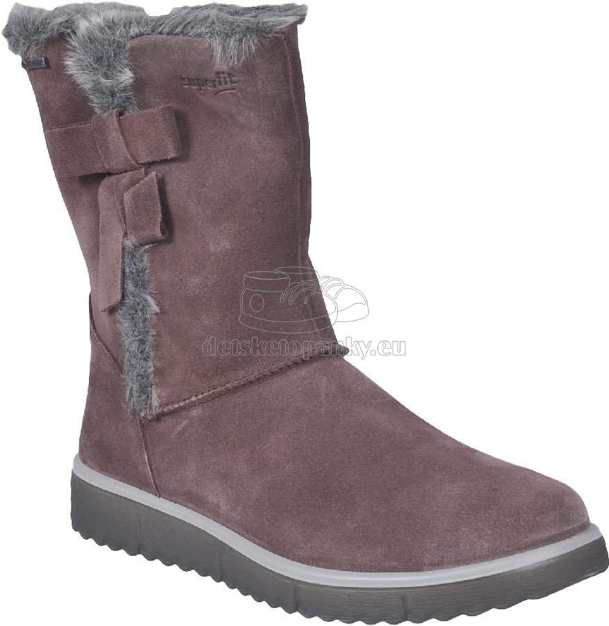 Detské zimné topánky Superfit 5-09483-90