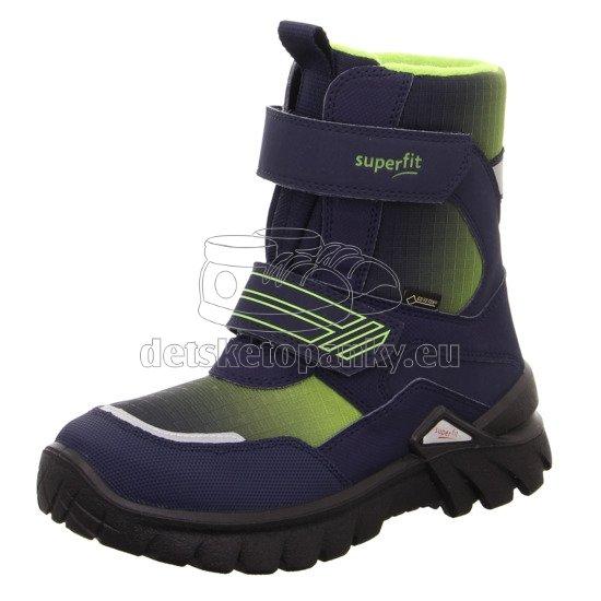 Detské zimné topánky Superfit 5-09405-80