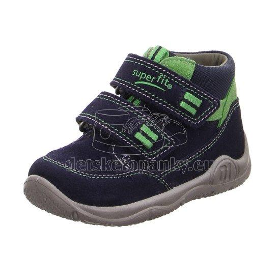 Detské celoročné topánky Superfit 5-09415-80