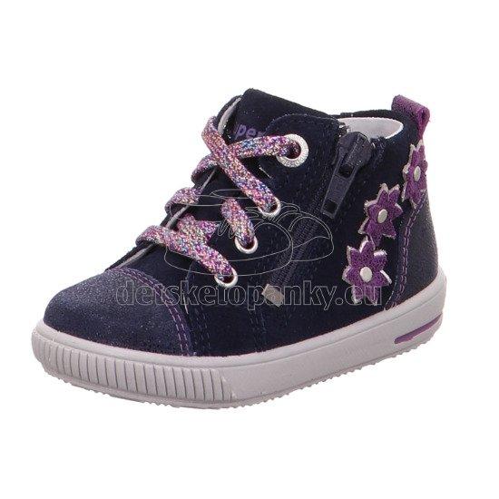 Detské celoročné topánky Superfit 5-09355-80