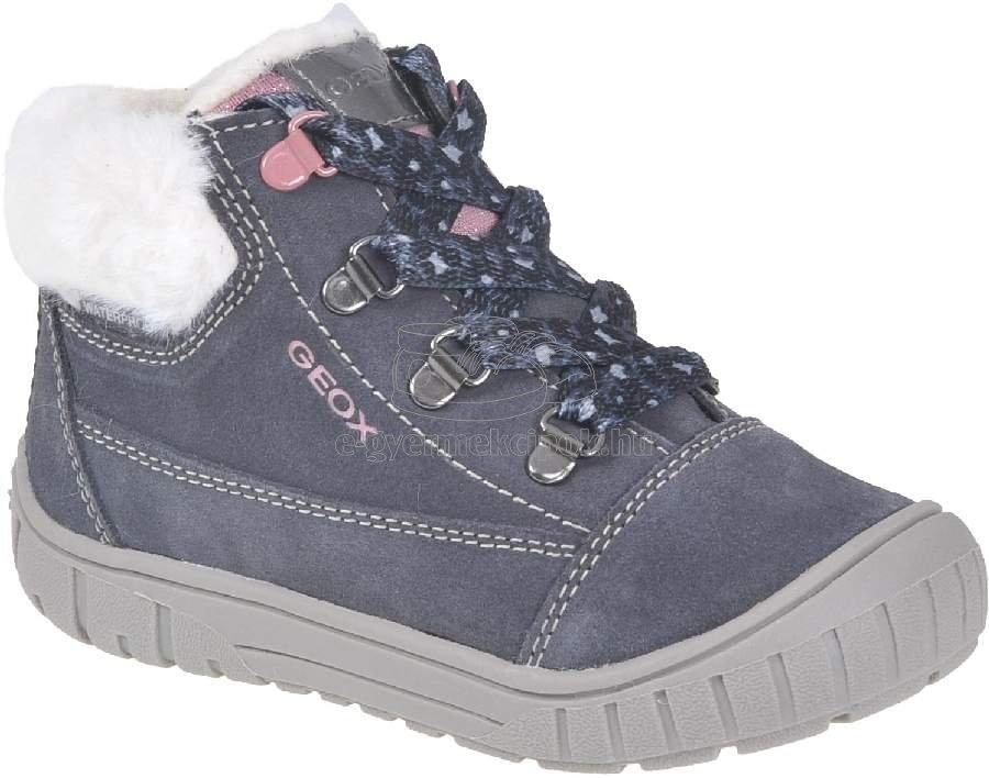 Téli gyerekcipő Geox B842LA 00022 C9017