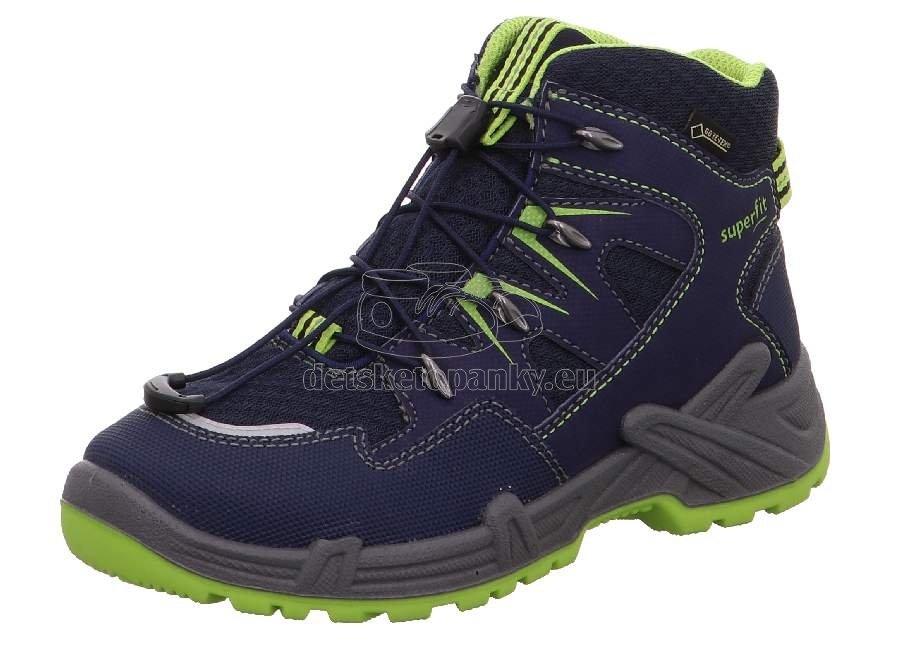 Detské zimné topánky Superfit 5-09402-80