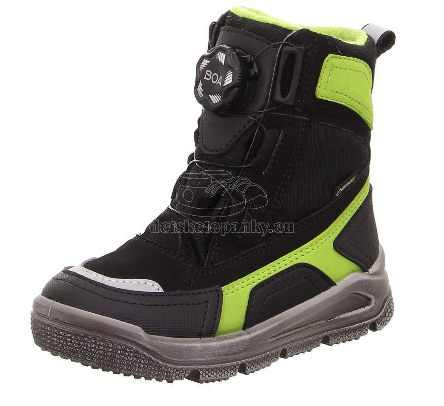Detské zimné topánky Superfit 5-09079-00