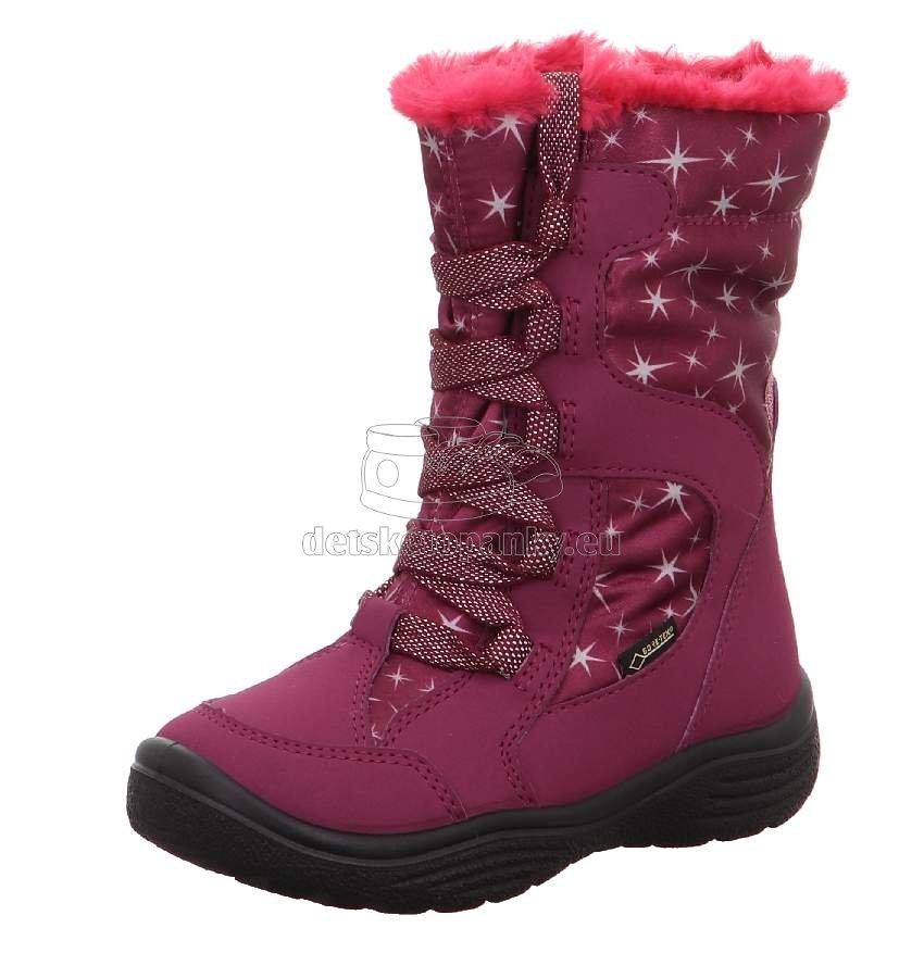 Detské zimné topánky Superfit 5-09095-50