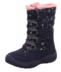 Detské zimné topánky Superfit 5-09095-80