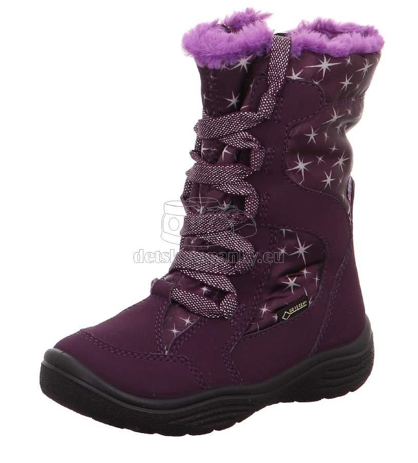 Detské zimné topánky Superfit 5-09095-90