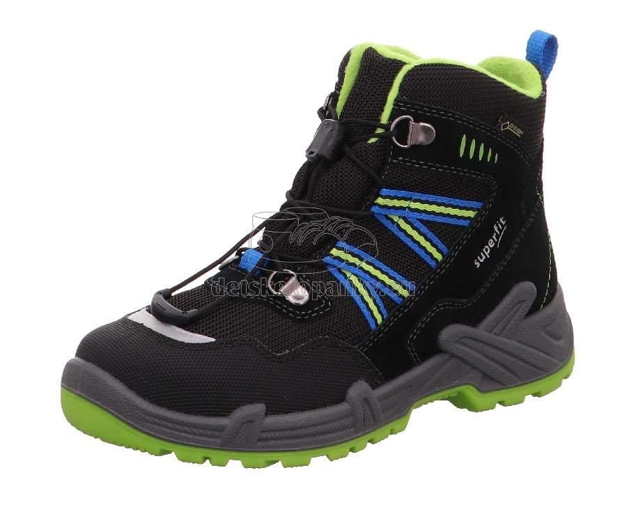 Detské zimné topánky Superfit 5-00401-00
