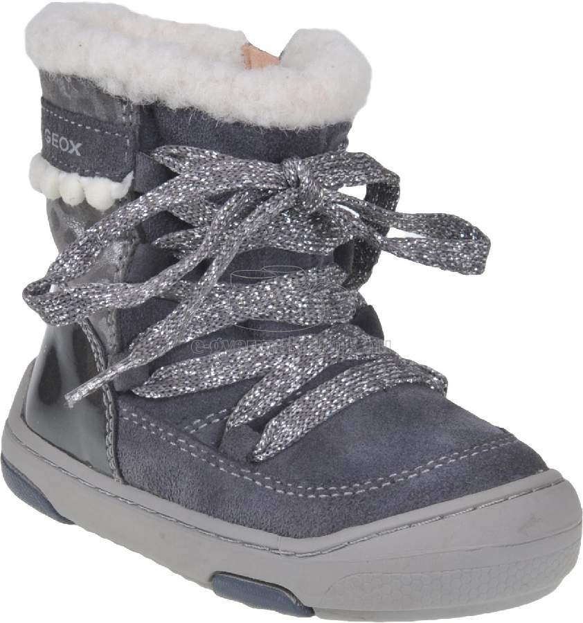 Téli gyerekcipő Geox B943GC 022HI C9002