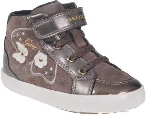 Dětské celoroční boty Geox B94D5A 022HI C9006