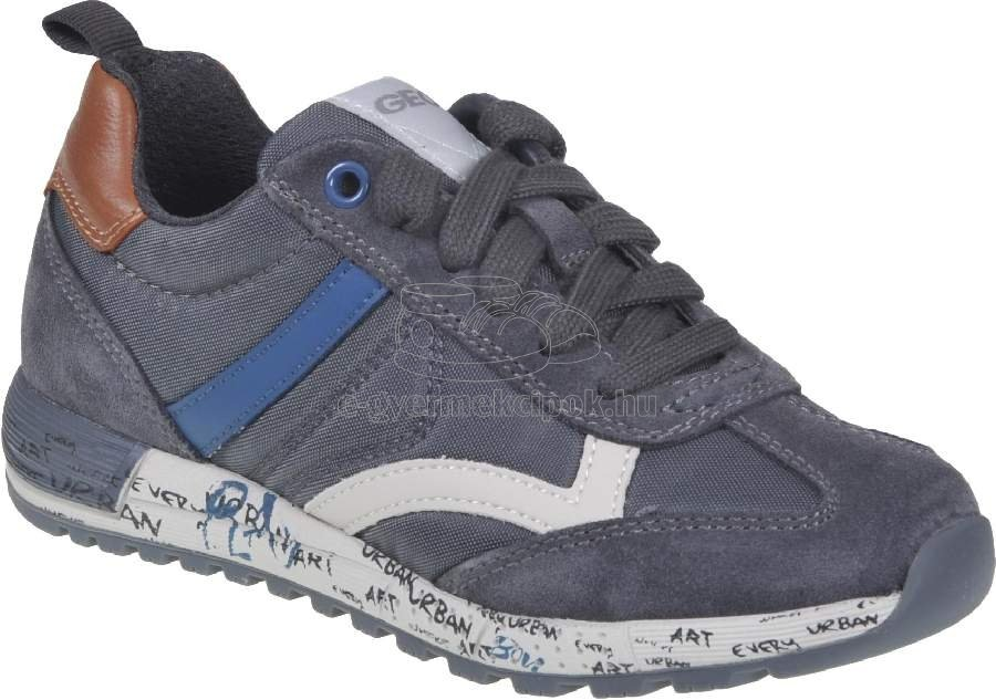 Egész évben hordható gyerekcipő Geox J929EA 0FU22 C0493