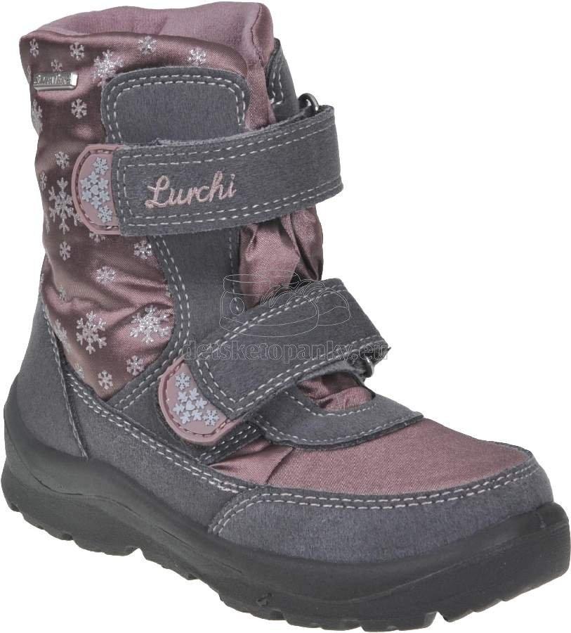 Detské zimné topánky Lurchi 33-31033-35