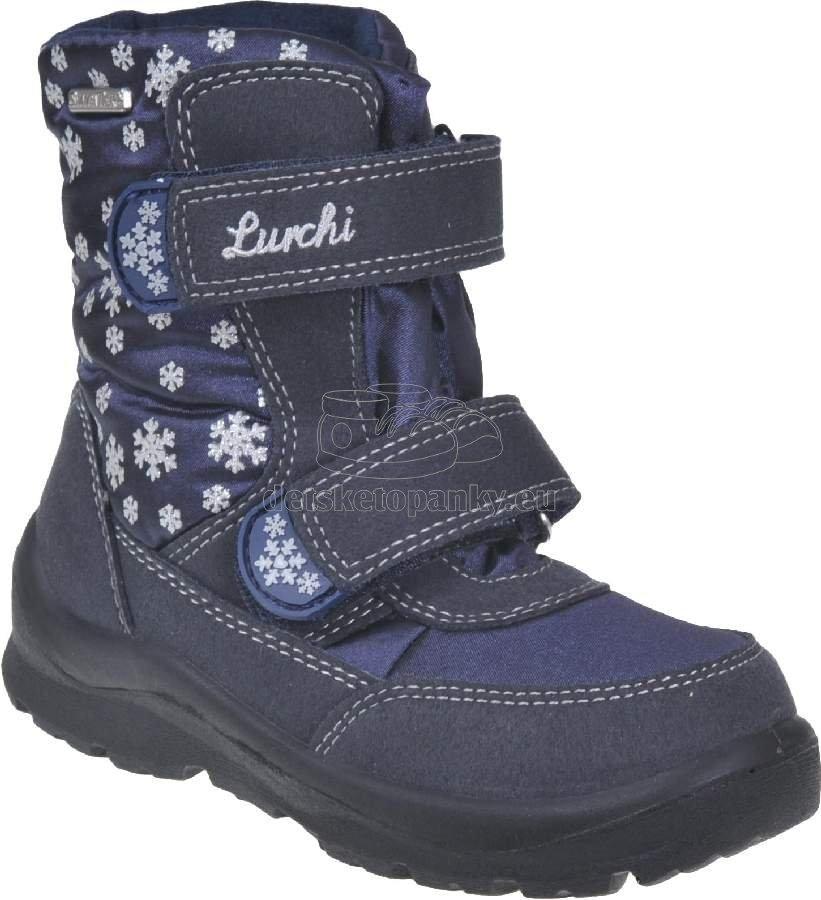 Detské zimné topánky Lurchi 33-31033-32