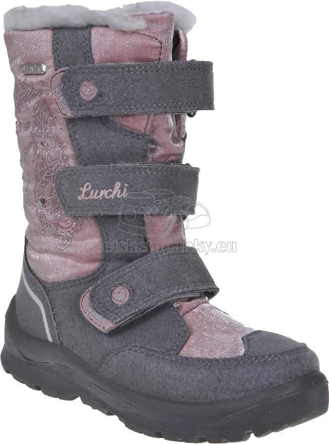 Detské zimné topánky Lurchi 33-31024-45